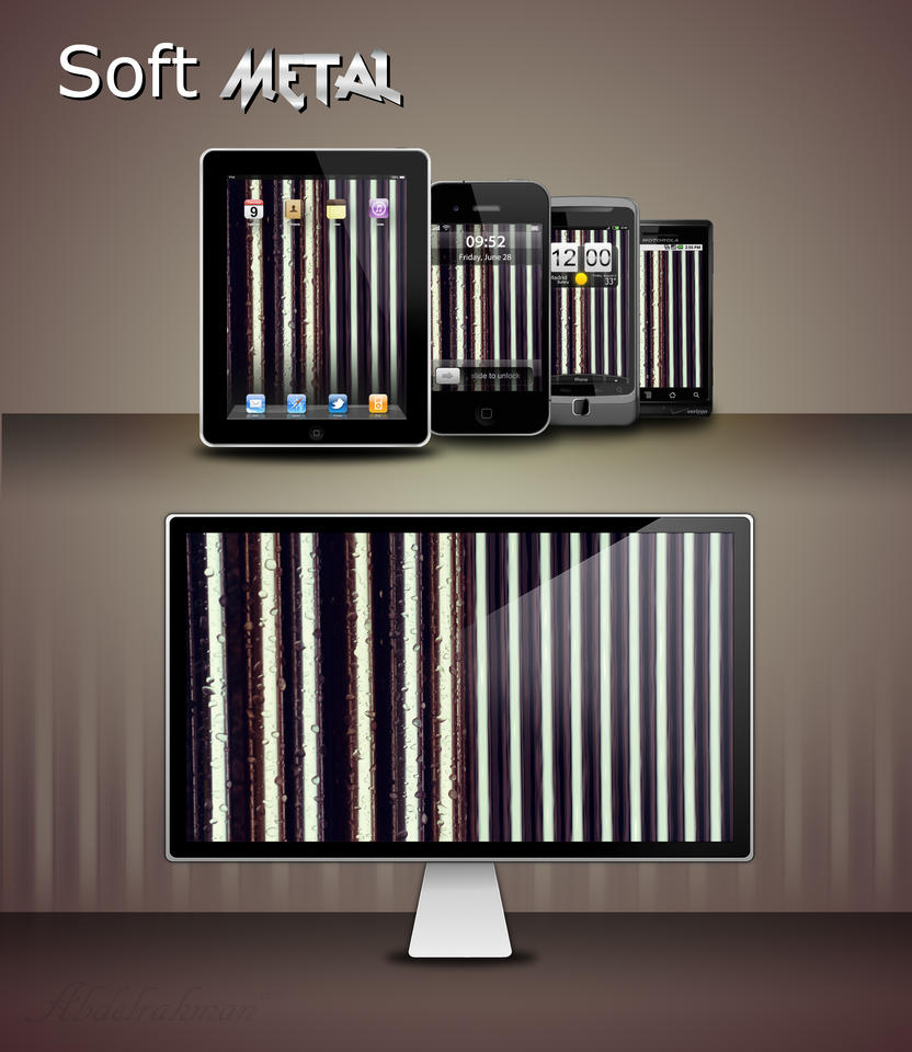 Soft metal pack by abdelrahman