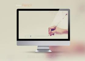 Simple 2: Pencil by abdelrahman