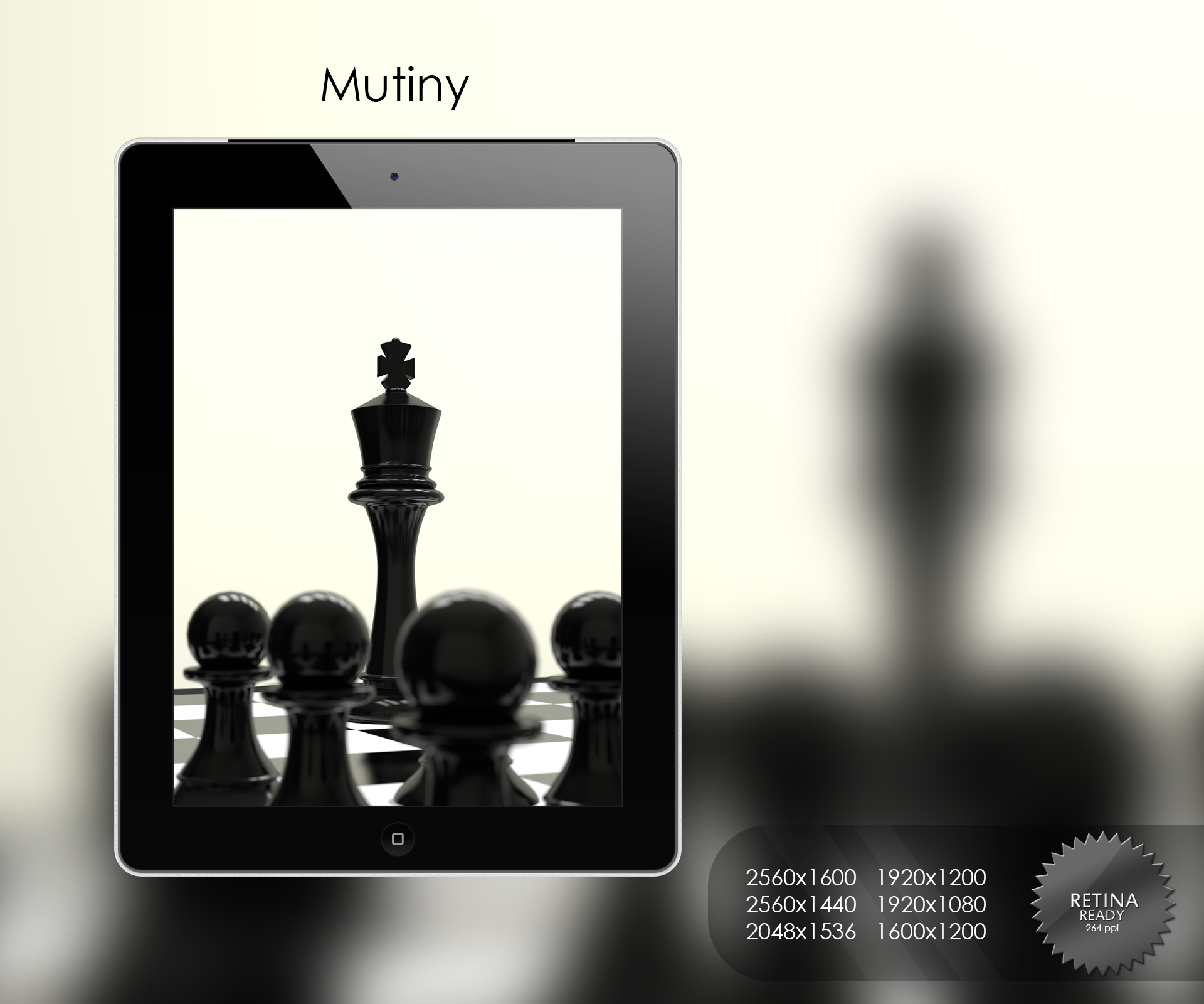 Mutiny | wall pack by abdelrahman