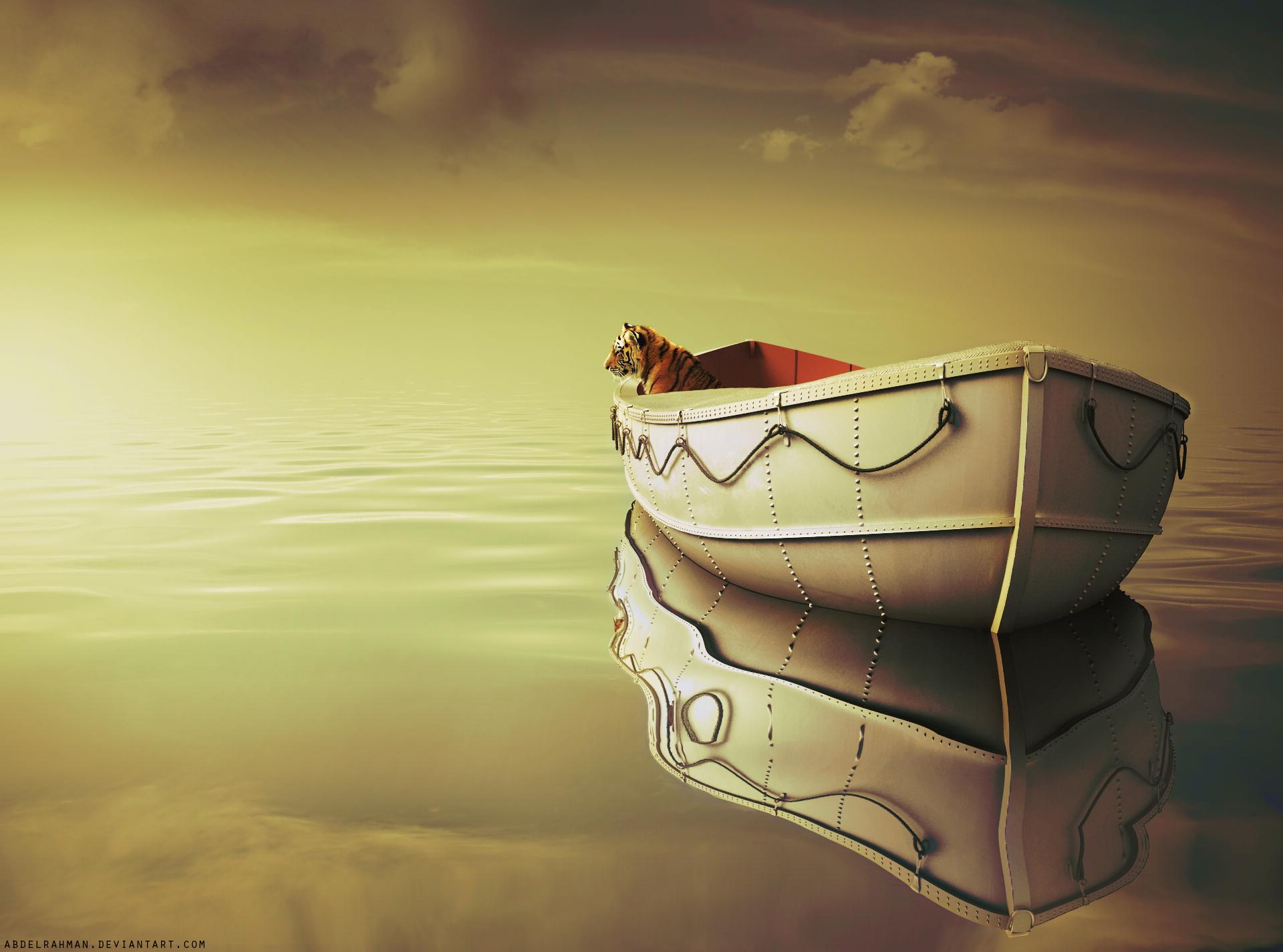 Richard Parker by abdelrahman