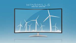 Windmills Pack | Wallpaper by abdelrahman