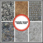 Premade Ground Textures Pack