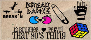 That 80's thing