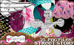 Street Story image pack