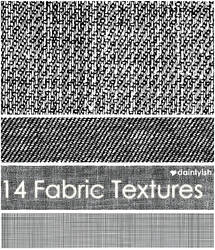 Fabric Textures by daintyish