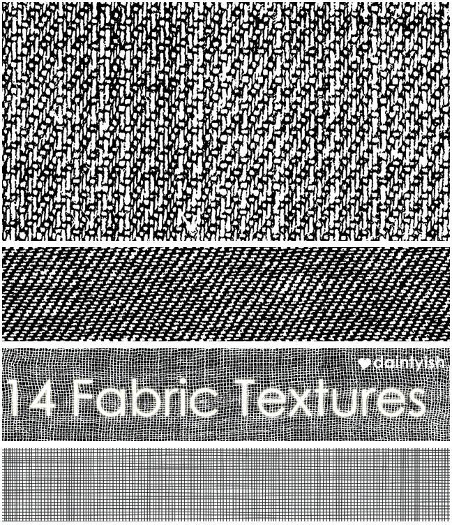 Fabric Textures by daintyish