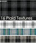 Plaid Texture set 1