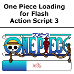 Simple One Piece PreLoading for Flash by ZeroBR