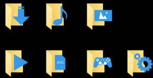 Custom Windows 10 Icons