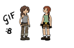 What if Old and New Lara met?