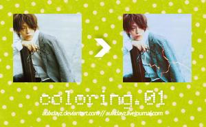coloring . 01 by tekhniklr