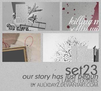 SET23.Our Story Has Just Begun by tekhniklr