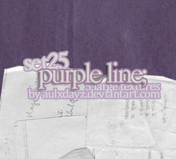 SET25.Purple Line by tekhniklr
