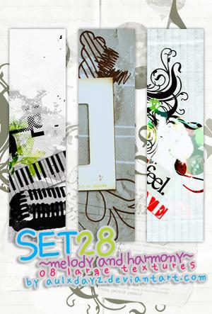 SET28.Melody and Harmony by tekhniklr