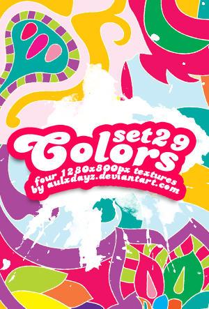 SET29.COLORS by tekhniklr