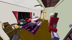 [MMD] Anime Room 2 Dl by just-jeanne