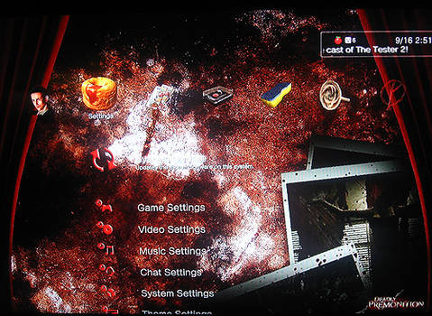 Deadly Premonition- PS3 Theme