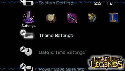 League of Legends PSP Theme 1