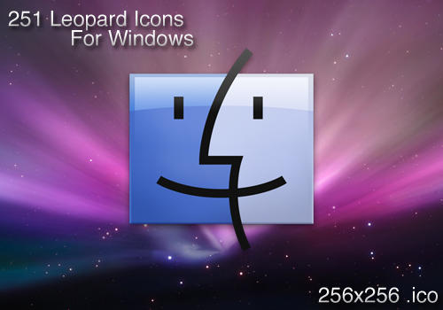 251 Leopard Icons For Vista by Corey-Grandy
