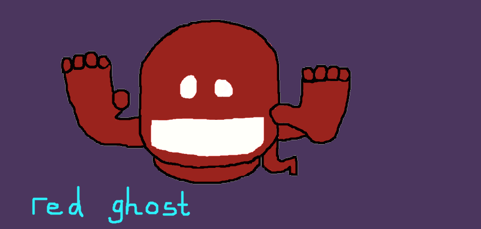 Red Ghost From Luigi S Mansion Dark Moon By Juniormasala On