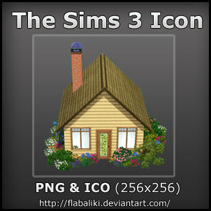 The Sims 3 Icon by Flabaliki