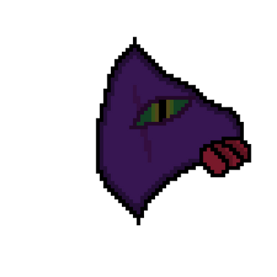 Demonic Screen Tear Animation