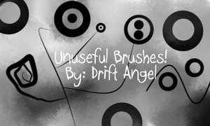 Unuseful brushes