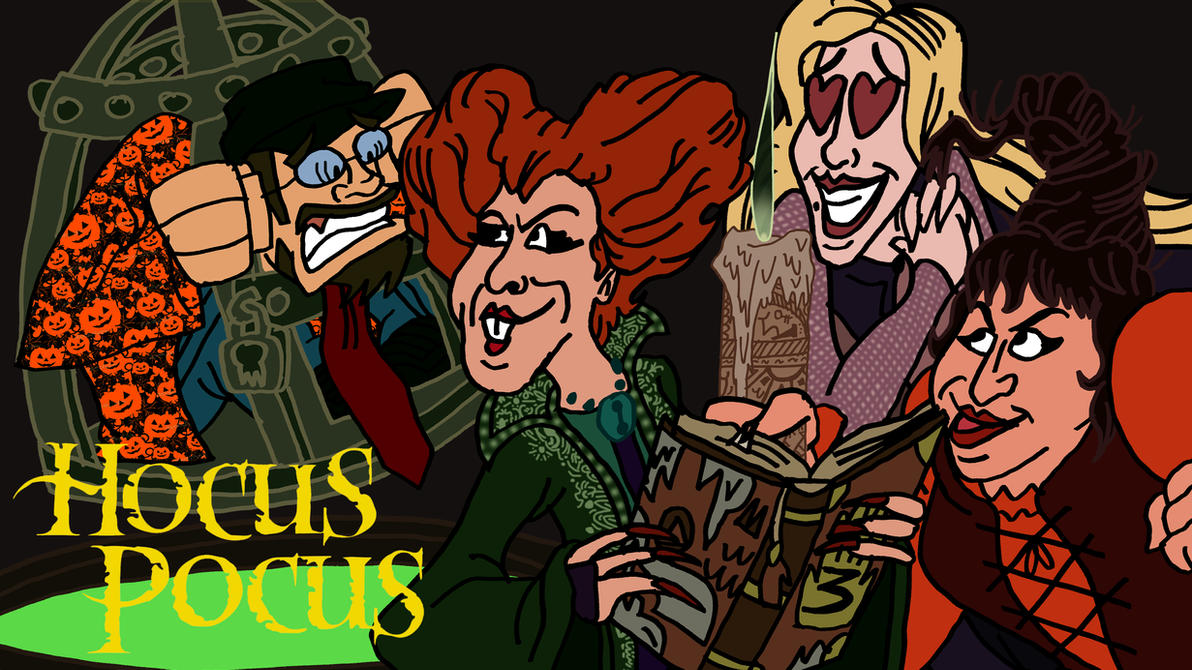 My Review of Nostalgia Critic: Hocus Pocus part 2 by ...