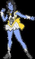 Pretty Guardian Sailor Glitch Bob by marylizabetha