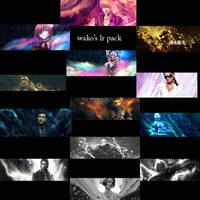 wako's lr psd pack by wakodako11