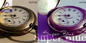 PlanetK SuperBlue Photoshop Curve