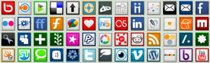 Complete Social Media Icon Pak