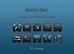 Black Sea iPhone Theme