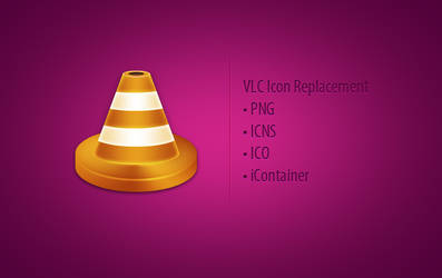VLC Icon Replacement