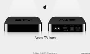 Apple TV 2010 Icon