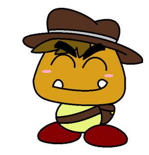 Paper Mario OC: Goombarry