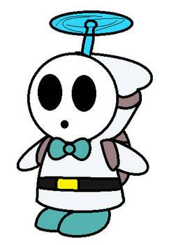 Paper Mario OC: Prank Guy