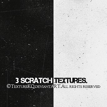 3.Scratch.Textures. by TextureKQ