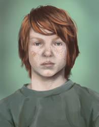 boy by MerryMei