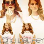 Pack 02 Lana Del Rey