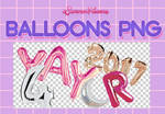 //BALLONS PNG| PACK
