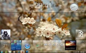 dreamscene cherry blossom1080p