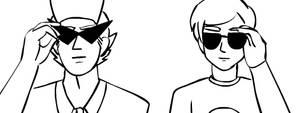 Glasses(gif)