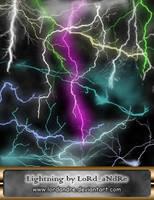 Lightning by LoRdaNdRe