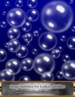 Soap bubbles by LoRdaNdRe
