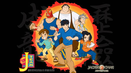 Jackie Chan Adventures quiz Read info before play! by Alana-Fox