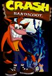 Crash Bandicoot at Cortex Castle