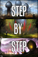 Step by Step- Sci-fi Structures by Ultragriffy
