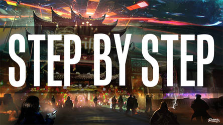 Step by Step- Cyberpunkgoda