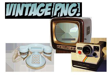Vintage PNG by MadameCristal